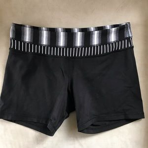 Lululemon Wunder Under Shorts